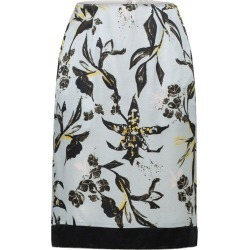 Womens Dorothee Schumacher 447204 Tamed Florals Skirt in Blue found on MODAPINS from Atterley for USD $200.43