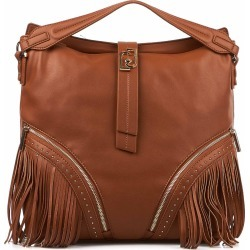 Hand bag with fringe detail found on MODAPINS from Atterley for USD $183.44