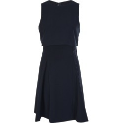 Armani Jeans Womens Overlay Dress Black found on MODAPINS from Atterley for USD $120.41