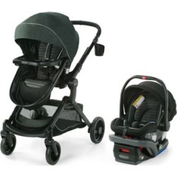 Graco® Modes™ Nest DLX Travel System in Raven | buybuy BABY found on Bargain Bro from  for $449.99