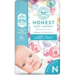 Honest Rose Pattern Diaper Collection found on Bargain Bro from  for $10.99