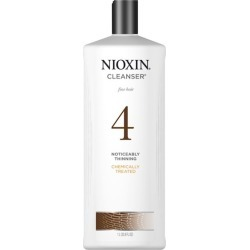 Nioxin System 4 Cleanser 33.8 oz found on Bargain Bro India from beautyplussalon.com for $27.95