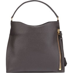 Alix Small Calfskin Hobo Bag found on MODAPINS from Bergdorf Goodman for USD $1890.00