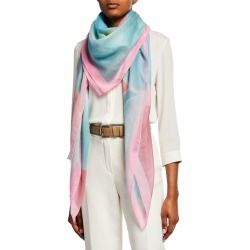Circling Cashmere-Blend Scarf found on Bargain Bro Philippines from Bergdorf Goodman for $796.00