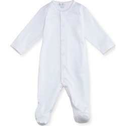 Polka-Dot Footie Playsuit, Size 0-9 Months found on Bargain Bro from Bergdorf Goodman for USD $28.88