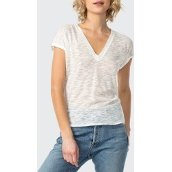 The Essential Jersey V-Neck Top found on Bargain Bro India from Bergdorf Goodman for $62.00