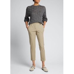 Embellished Cable-Knit Sweater found on Bargain Bro India from Bergdorf Goodman for $2495.00