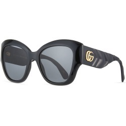 Oversized Acetate Butterfly Sunglasses found on Bargain Bro India from Bergdorf Goodman for $405.00