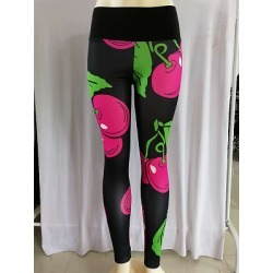 Berrylook Fashion high waist new stretch print leggings online shopping sites, shop, yoga leggings, best leggings
