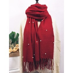 Winter Fashion Cotton Scarves