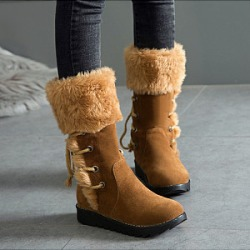 Berrylook Snow boots fur boots online sale, stores and shops,