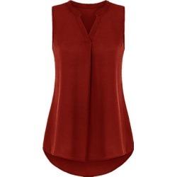 Berrylook V Neck Patchwork Plain Blouses clothing stores, sale, blouses for women, lace top