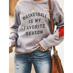 Berrylook Casual cuff love long sleeve sweatshirt shoping, online shop, printing Sweatshirts, zip hoodie, grey hoodie
