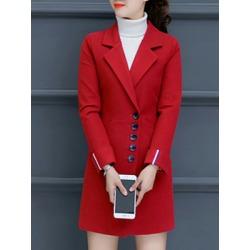 Berrylook Notch Lapel Plain Cuffed Sleeve Coat sale, clothing stores, warm coats for women, black jacket mens