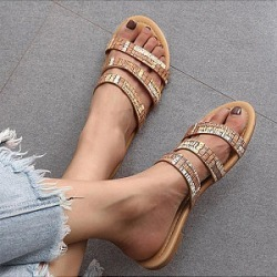 Berrylook Fashion flat sandals clothing stores, clothes shopping near me,
