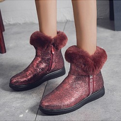 Berrylook Round Toe Boots stores and shops, online sale,