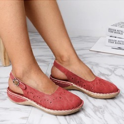 Mother shoes tendon flat flat heel low-top shoes