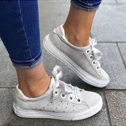 Berrylook Plain Round Toe Date Travel Sneakers clothing stores, cheap online shopping sites, Plain Sneakers,