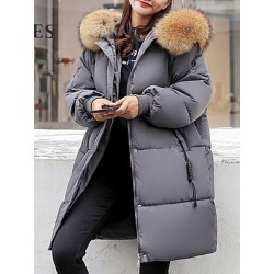 Berrylook Hooded Plain Coat sale, cheap online stores, plain Coats, womens winter jackets canada, cute jackets