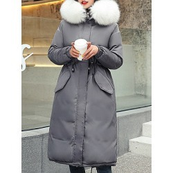 Berrylook Hooded Plain Outerwear stores and shops, online sale, mens coats sale, warm coats for women