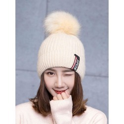 Korea Style Fashion Plain Hats For Winter