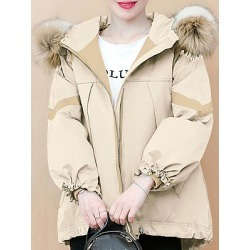 Fur Collars Overcome found on Bargain Bro from BerryLook for USD $41.00