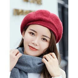 Berrylook Fashion Plain Hats For Lady clothing stores, clothes shopping near me,