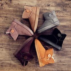 Berrylook Plain Round Toe Boots stores and shops, online sale, plain Boots,