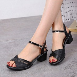 Berrylook Women's Casual Comfortable Sandals clothing stores, shop, found on Bargain Bro from Berrylook for USD $18.96