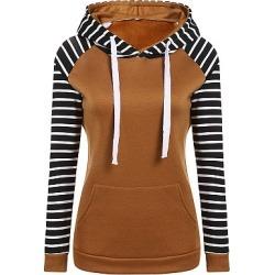 Berrylook Hooded Patchwork Stripes Hoodie sale, stores and shops, zip hoodie, sweatshirt