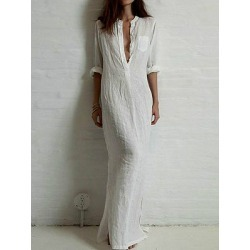 Berrylook Shirt Dress shoppers stop, online shopping sites, long formal dresses, shirt dress found on MODAPINS from Berrylook for USD $19.95
