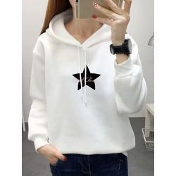Berrylook Printed hoodie online sale, online, Long Hoodies, cool hoodies, hoodie