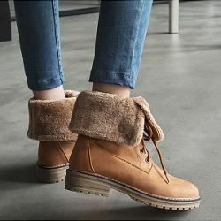 Berrylook Plain Round Toe Boots shoppers stop, online shop,
