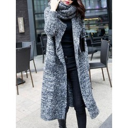 Lapel Patch Pocket Assorted Colors Coats
