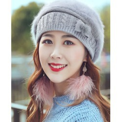Korea Style Fashion Hats For Winter