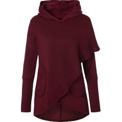 Berrylook Casual Plain Long Sleeve Sweatshirt online shop, online, plain Sweatshirts, zip hoodie, white hoodie