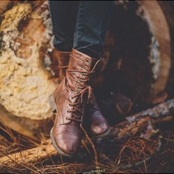 Berrylook Plain Round Toe Boots clothes shopping near me, sale,