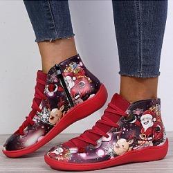 Berrylook Cartoon Round Toe Boots shoppers stop, online shop,