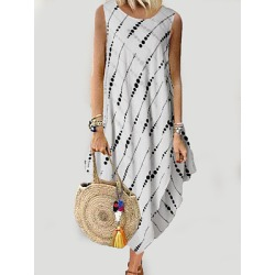 Berrylook Round Neck Patch Pocket Floral Printed Maxi Dress sale, shoping, long formal dresses, shirt dress found on MODAPINS from Berrylook for USD $20.95