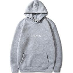 Berrylook Casual Plain Printed Long Sleeve Hoodie online sale, sale, best hoodies, sweatshirts for women