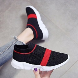 Berrylook Color Matching Breathable Women Casual Sneakers clothes shopping near me, sale, Color Sneakers,