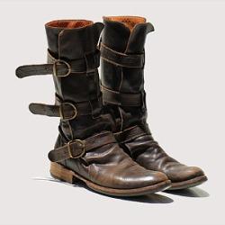 Berrylook Plain Round Toe Boots shop, online shop,