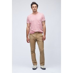 Stretch Organic Cotton Chinos Pants for Men by Bonobos - Tan Khaki