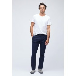 Stretch Organic Cotton Chinos Pants for Men by Bonobos - Navy