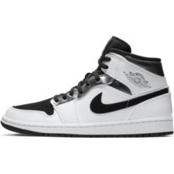 Air Jordan 1 Mid Men's Shoe. Nike.com / found on Bargain Bro from  for $110