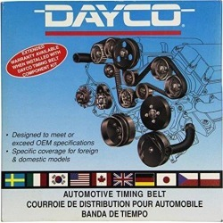 Dayco 95172 Timing Belt found on Bargain Bro Philippines from Newegg Canada for $47.55