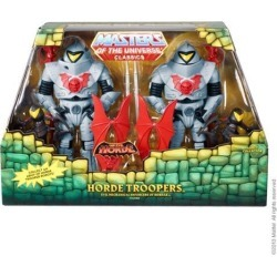 Horde Troopers 2-Pack Masters of the Universe Classics Action Figure