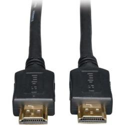 Tripp Lite High Speed HDMI Cable, Ultra HD 4K x 2K, Digital Video with Audio (M/M), Black, 12-ft. (P568-012)