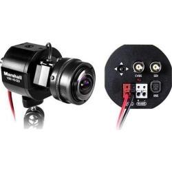 Marshall Electronics CV343-CS 1/3' 2.5MP FHD 3G-SDI/Composite Progressive Camera