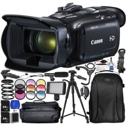 Canon VIXIA HF G21 Full HD Camcorder with- Pro Bundle